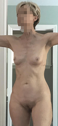 Do you think my breasts are too small for my nipples and areolas?  Or justr...